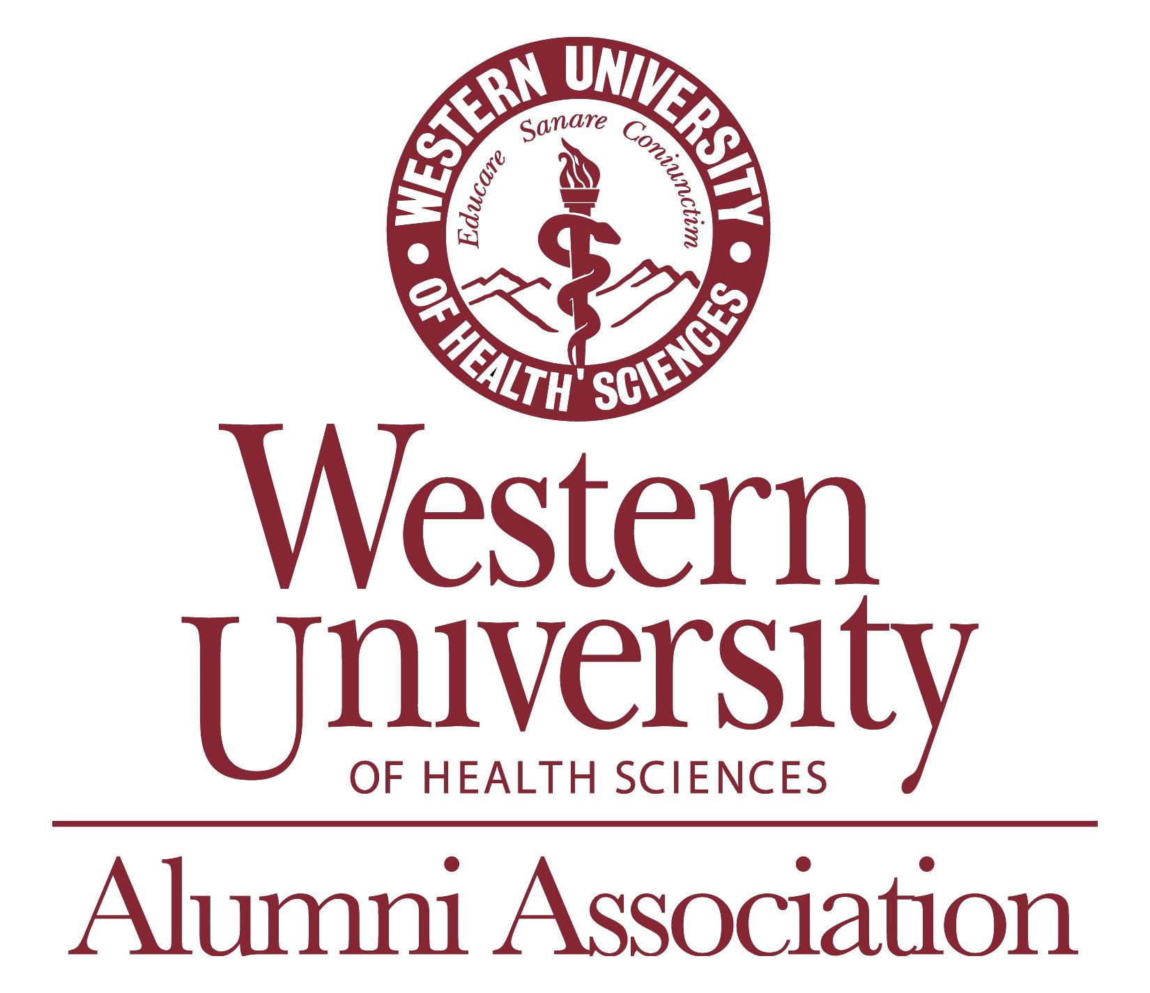 WesternU Alumni Association Logo