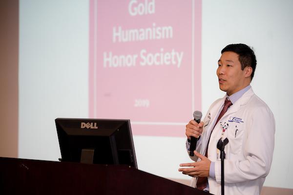 Alumni Speaking